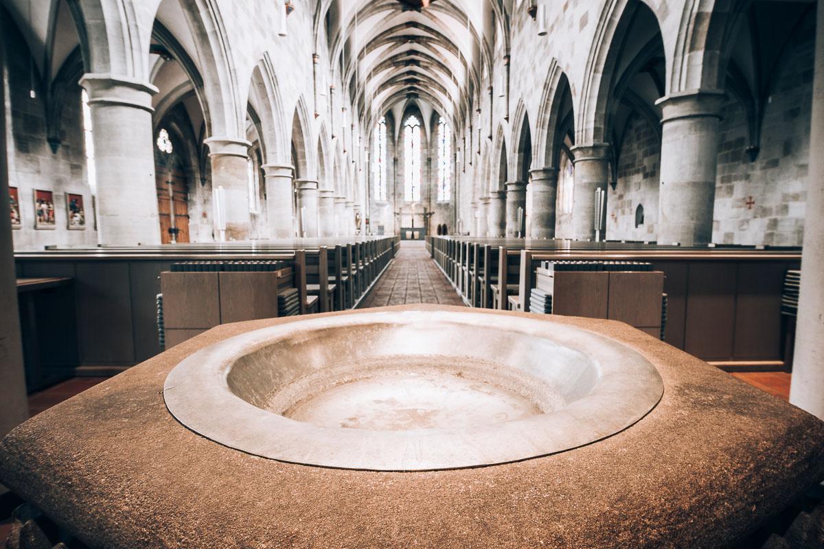 Katholische Kirche Wiedereintritt